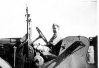 Capt. Lister R. Moore, CE, Dry Creek, Alaska, 2 May, 1943.