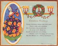 Christmas Greetings. Though Christmas wishes may seem small....
