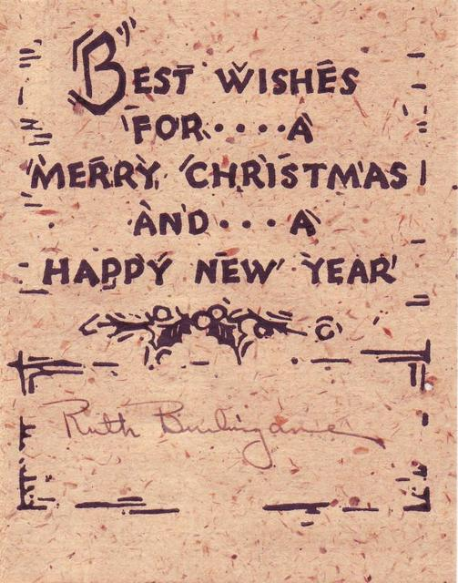 Best wishes for....